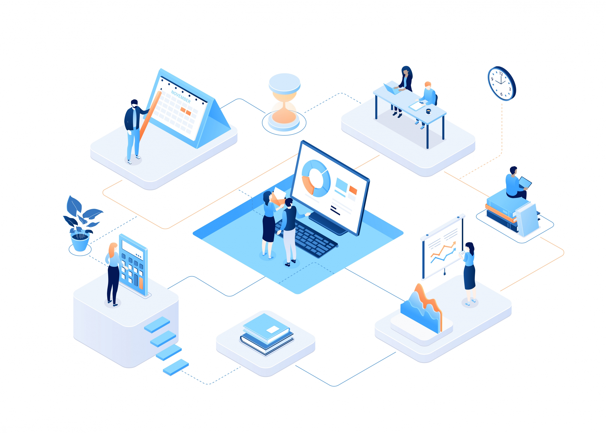Bringing Data into the workplace